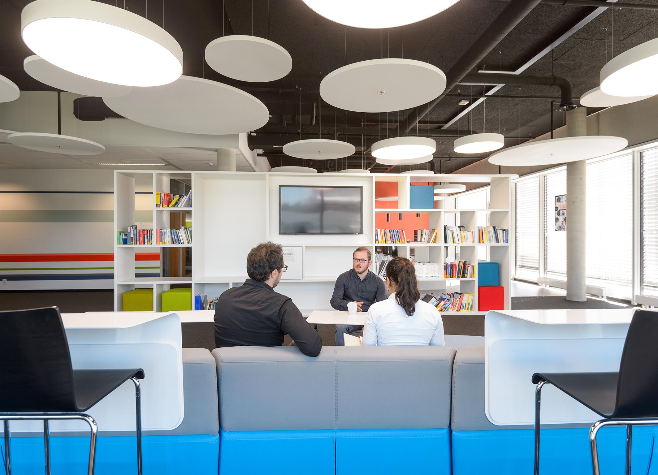 Bosch-Forschungscampus Renningen: Arbeitswelt der Forscher