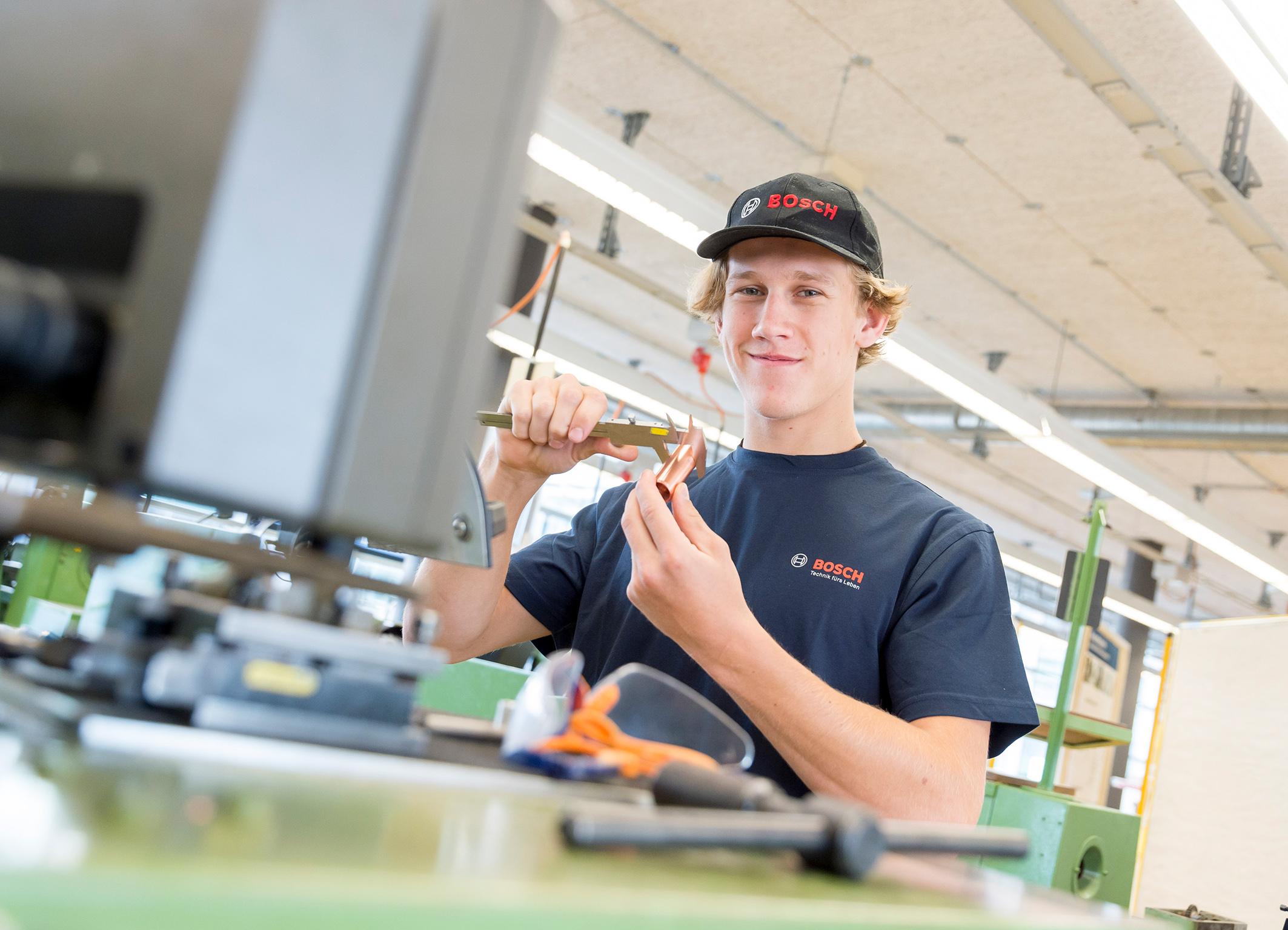 Apprenticeships at Bosch