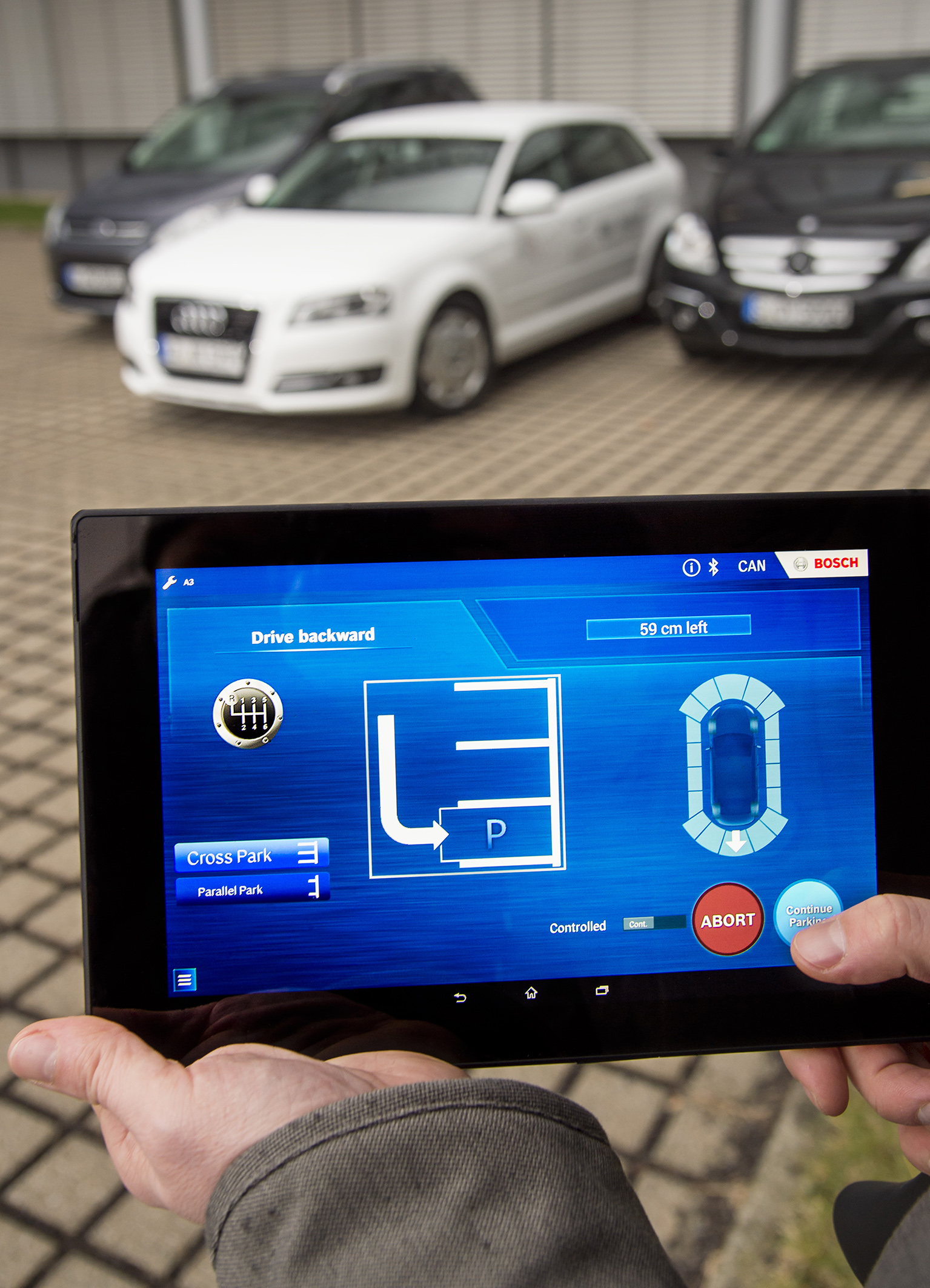 48-volt hybrid: Second generation