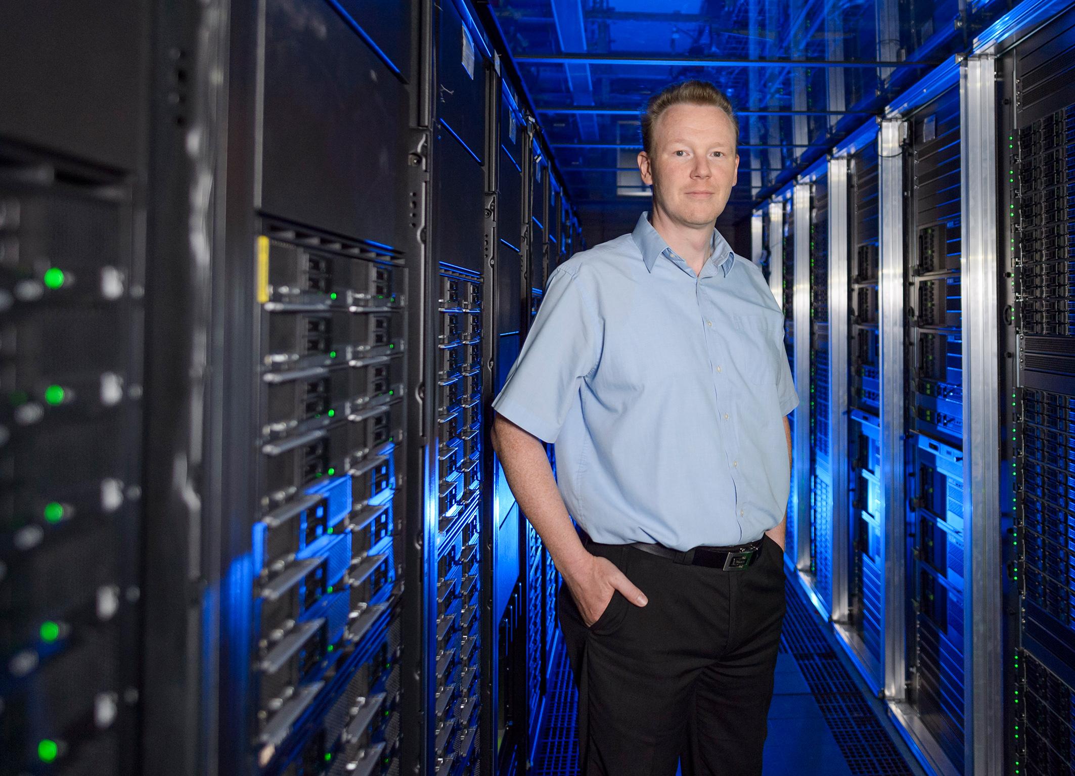 Bosch scientist Dr. Lothar Baum