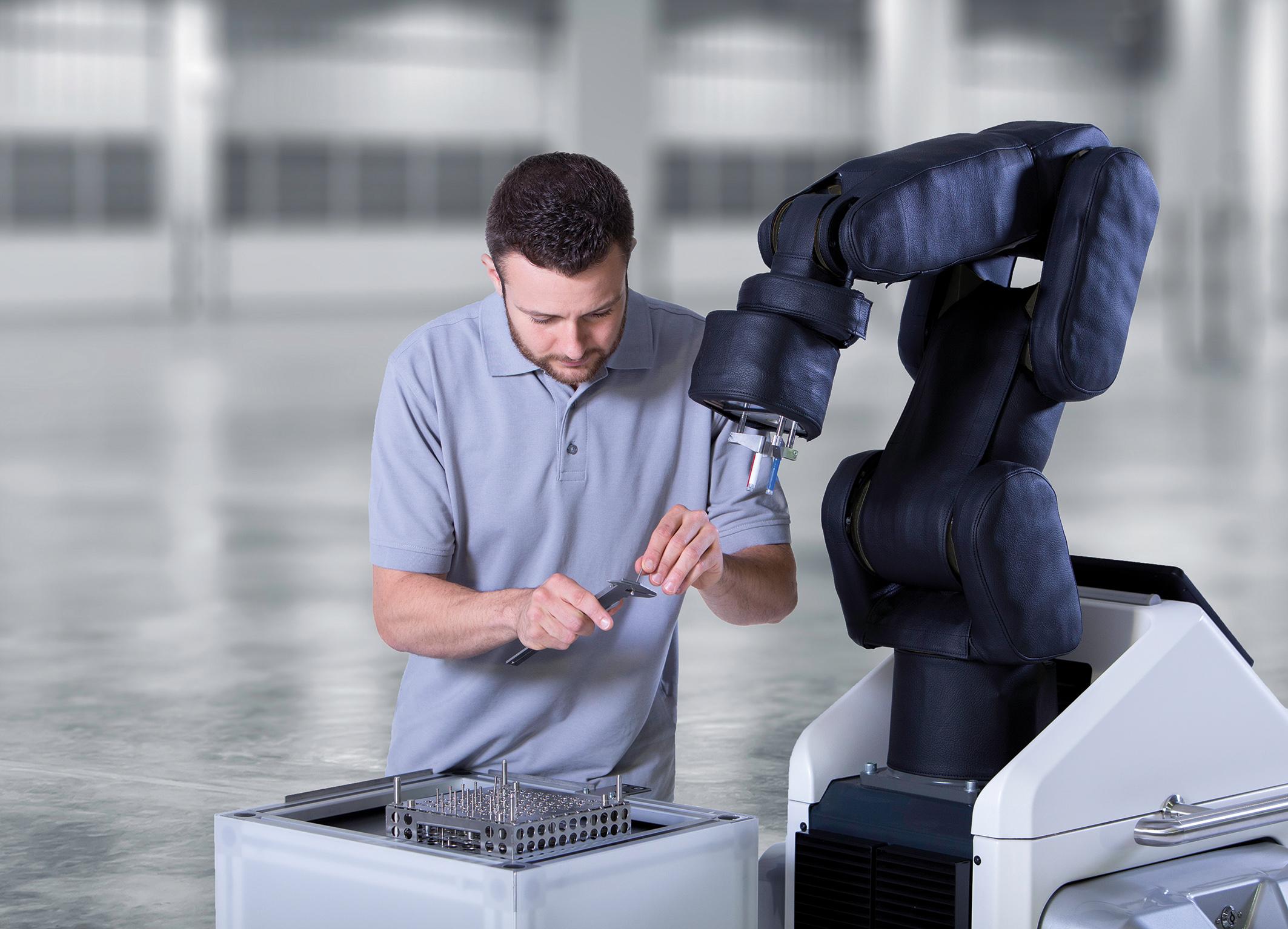 APAS assistant  Mobiler Produktionsassistent