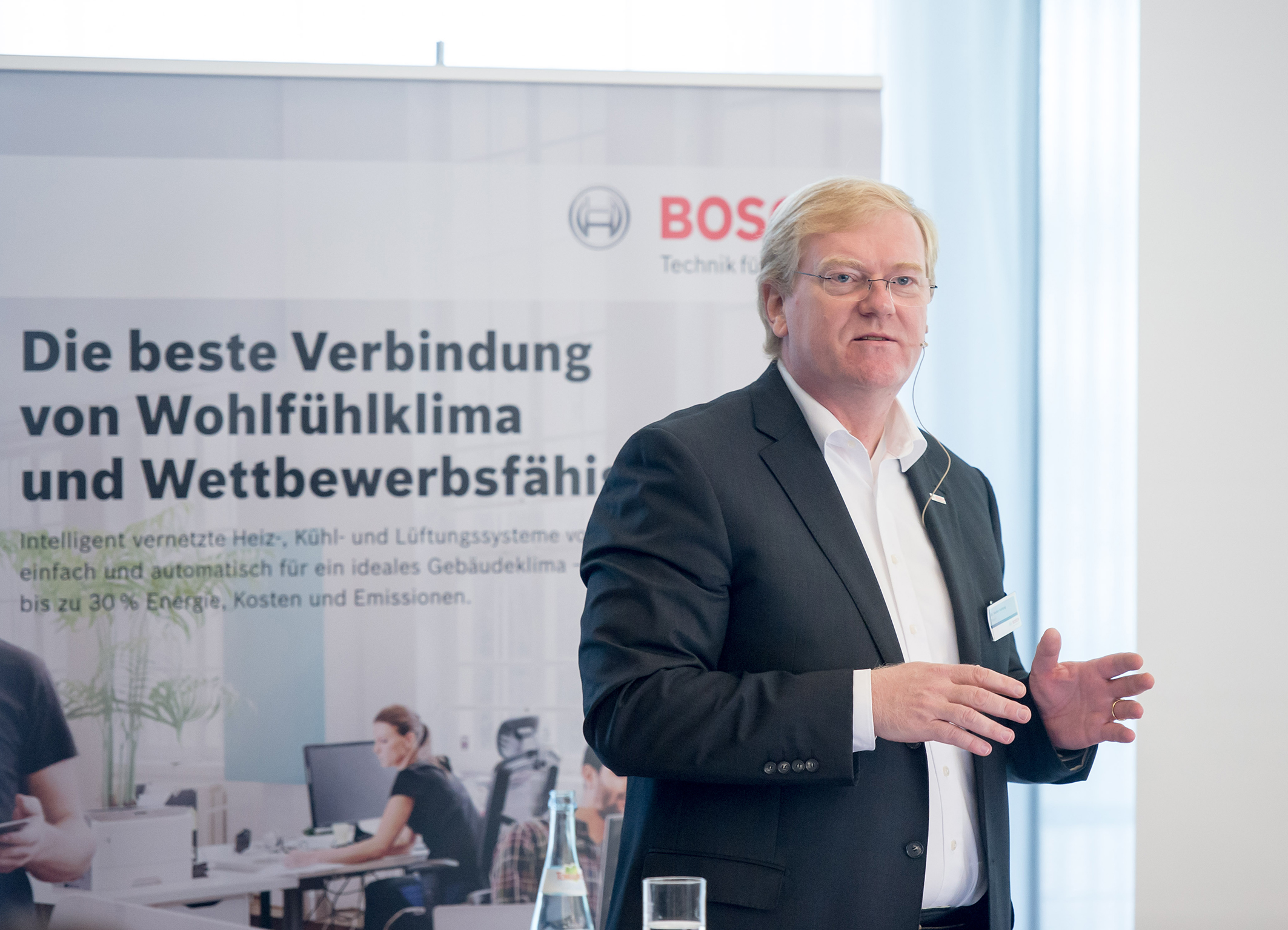 Press Briefing Bosch Energy and Building Technology 2015