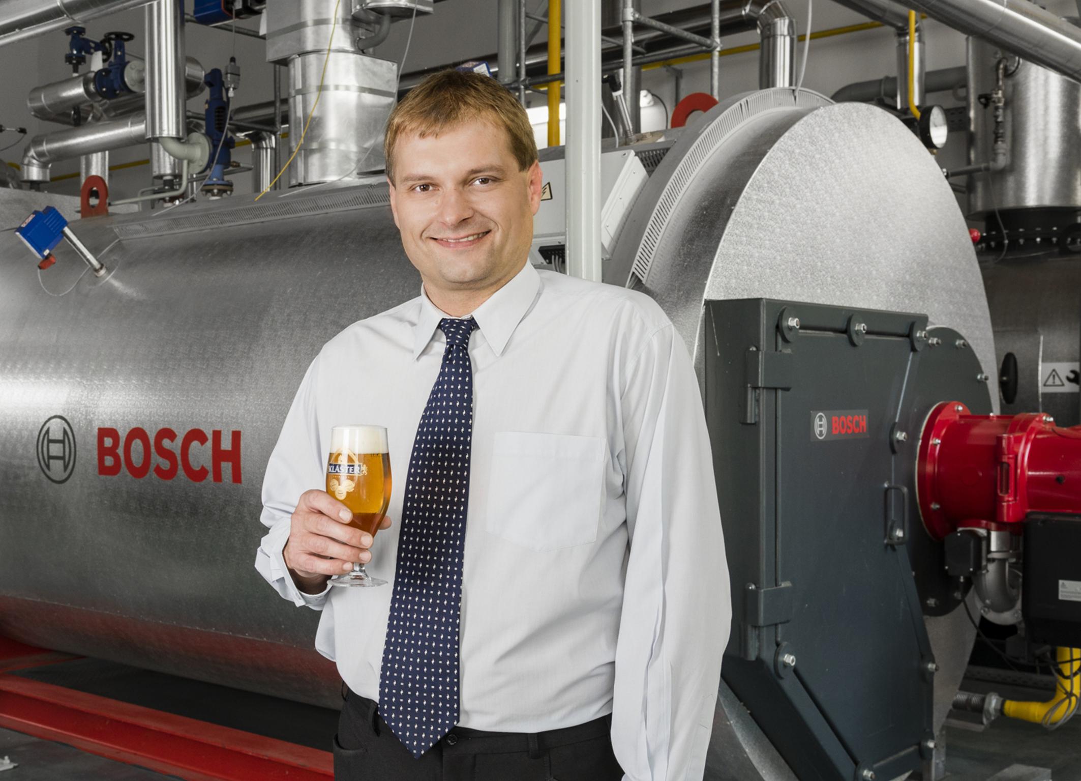 Neuer Dampfkessel von Bosch spart bis zu 16 Prozent Energiekosten ...