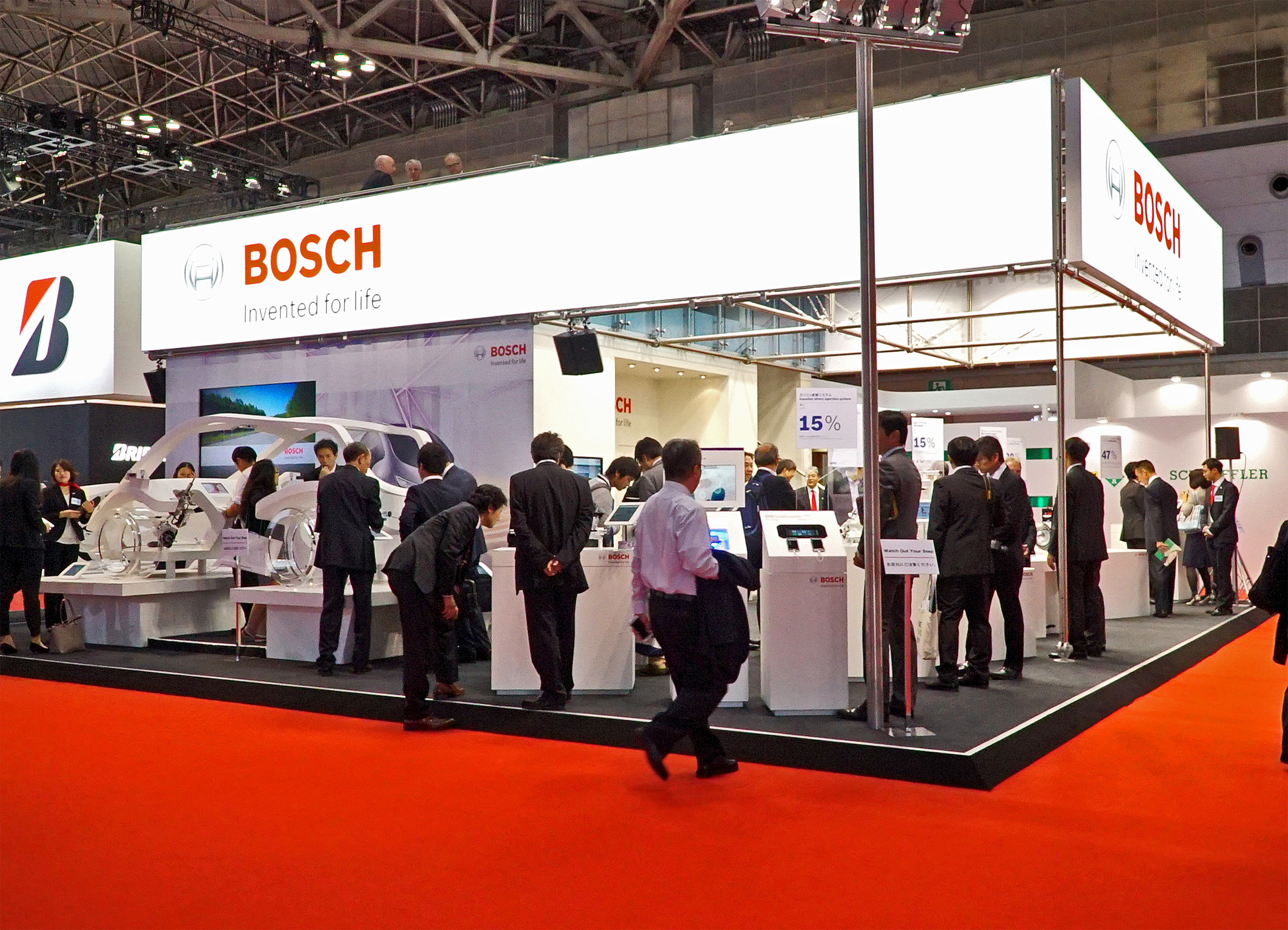 Bosch sees potential for 48-volt systems and brings