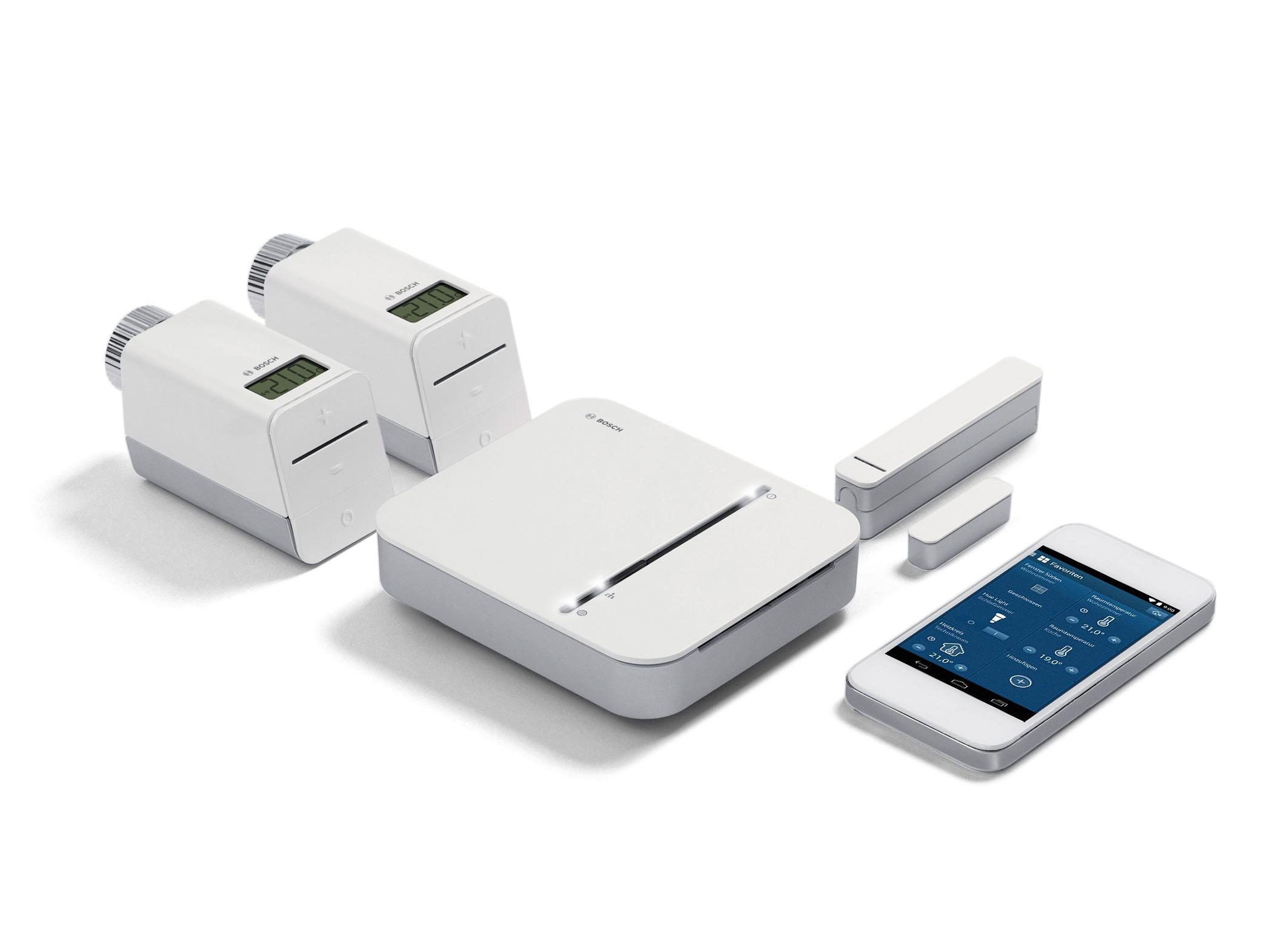 Bosch smart-home system