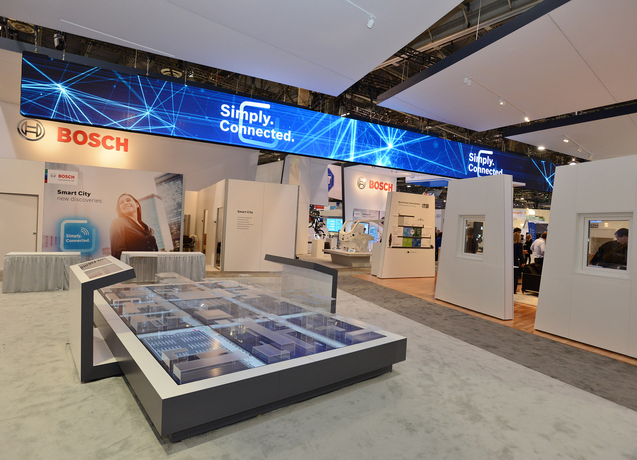 "CES 2016: For Bosch,""Simply.Connected."" is the name of the game"