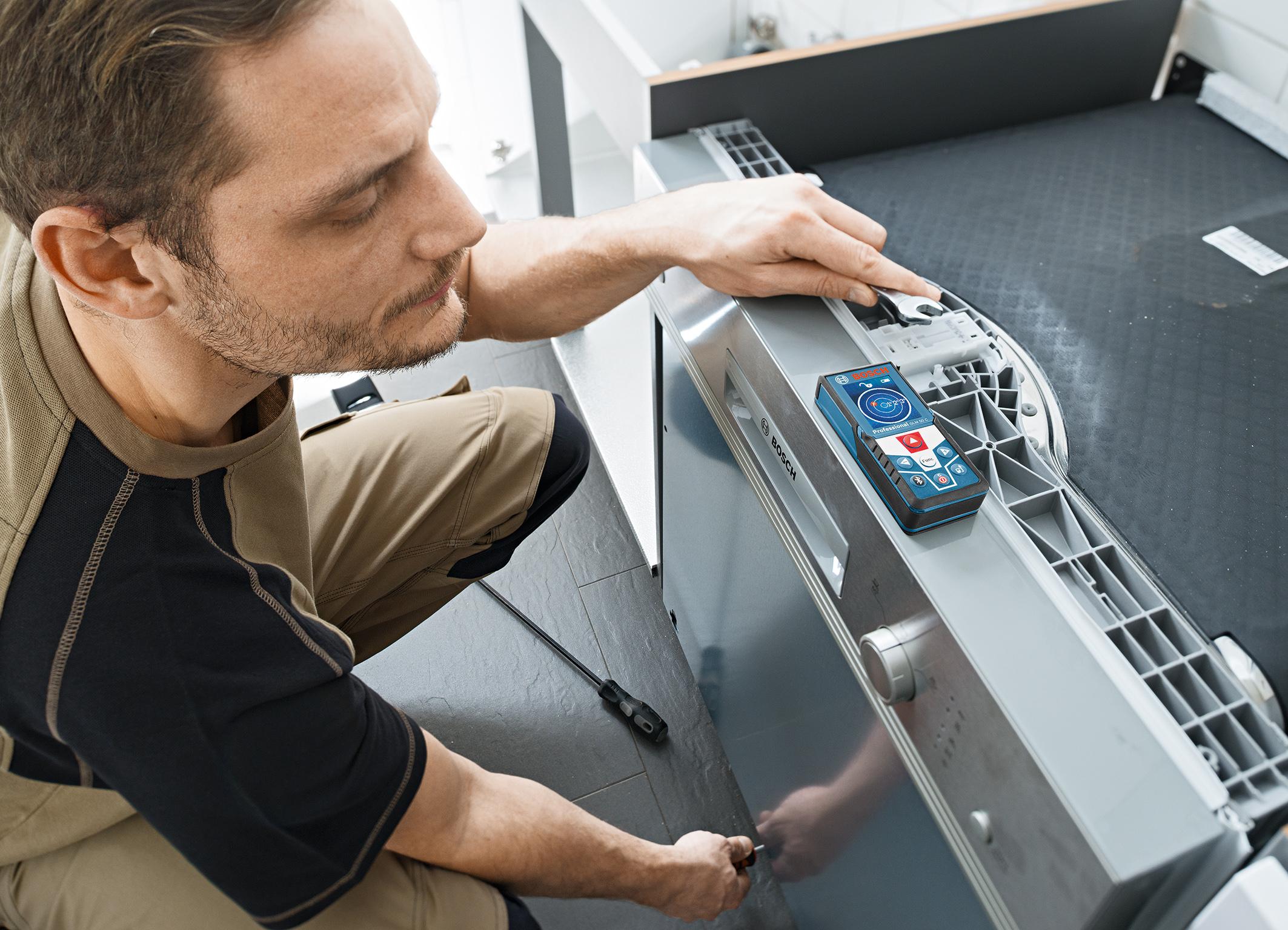 Laser Entfernungsmesser Glm 50 C Professional : Bosch laser entfernungsmesser glm c professional media