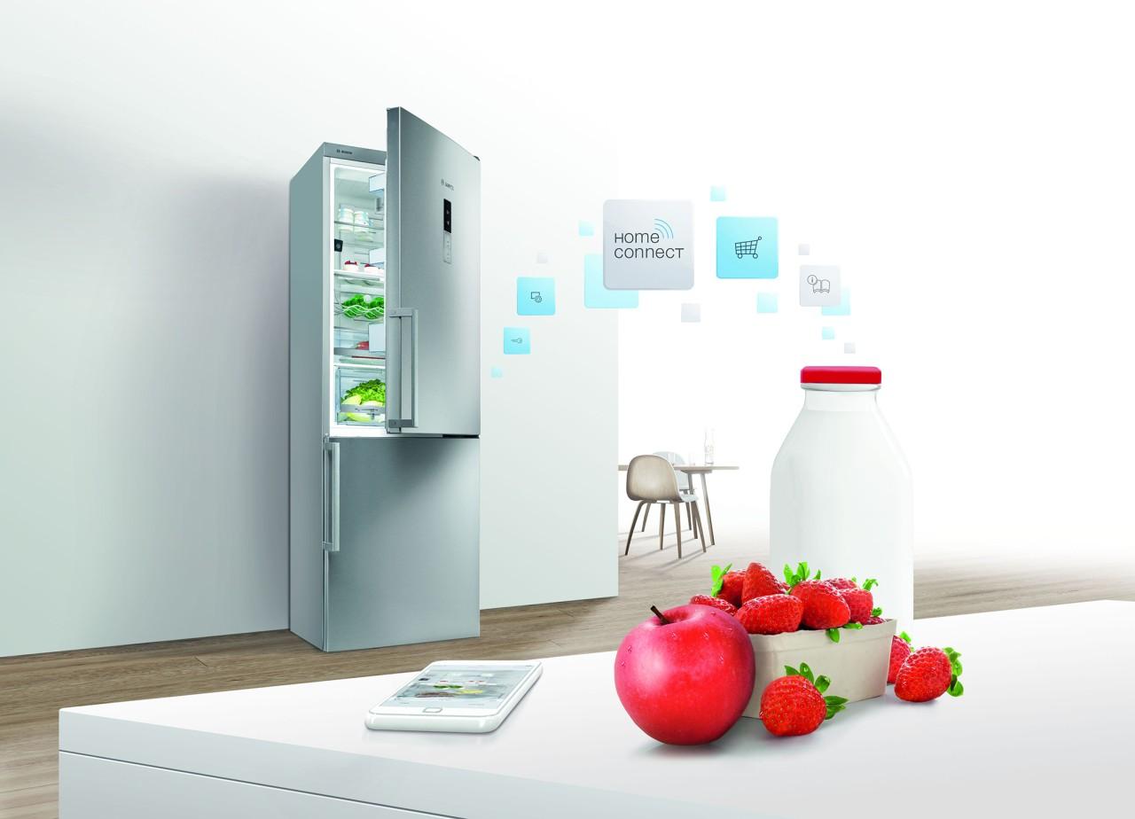 Bosch Kühlschrank Kamera : Vernetzter kühlschrank mit kameras bosch media service