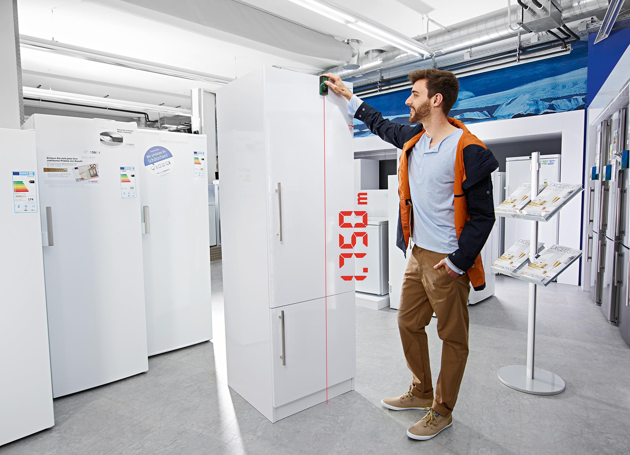 Laser Entfernungsmesser Dauermessung : Laser entfernungsmesser plr von bosch media service