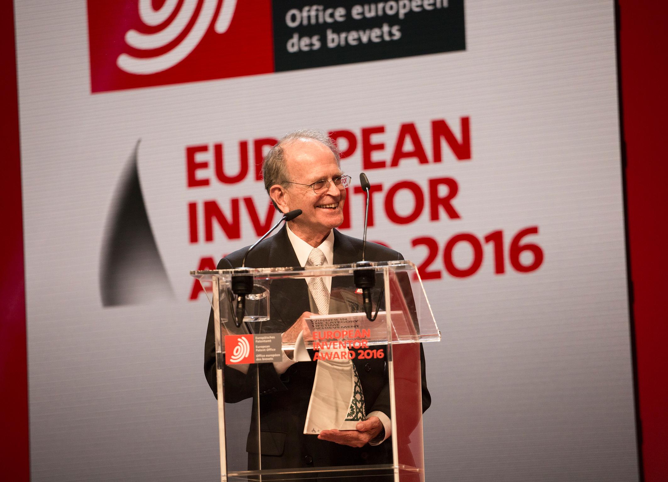 European Inventor Award 2016
