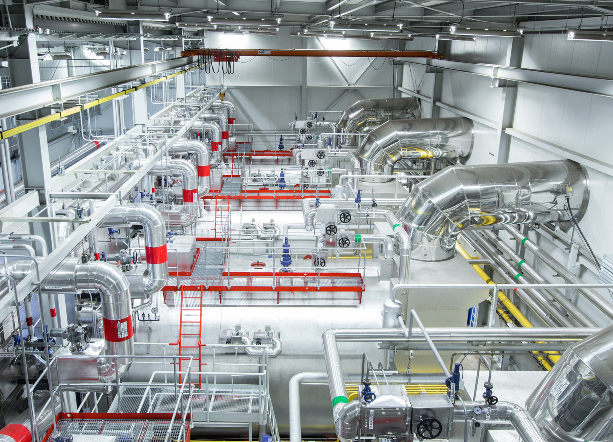 167 tons of superheated steam per hour - Bosch Media Service