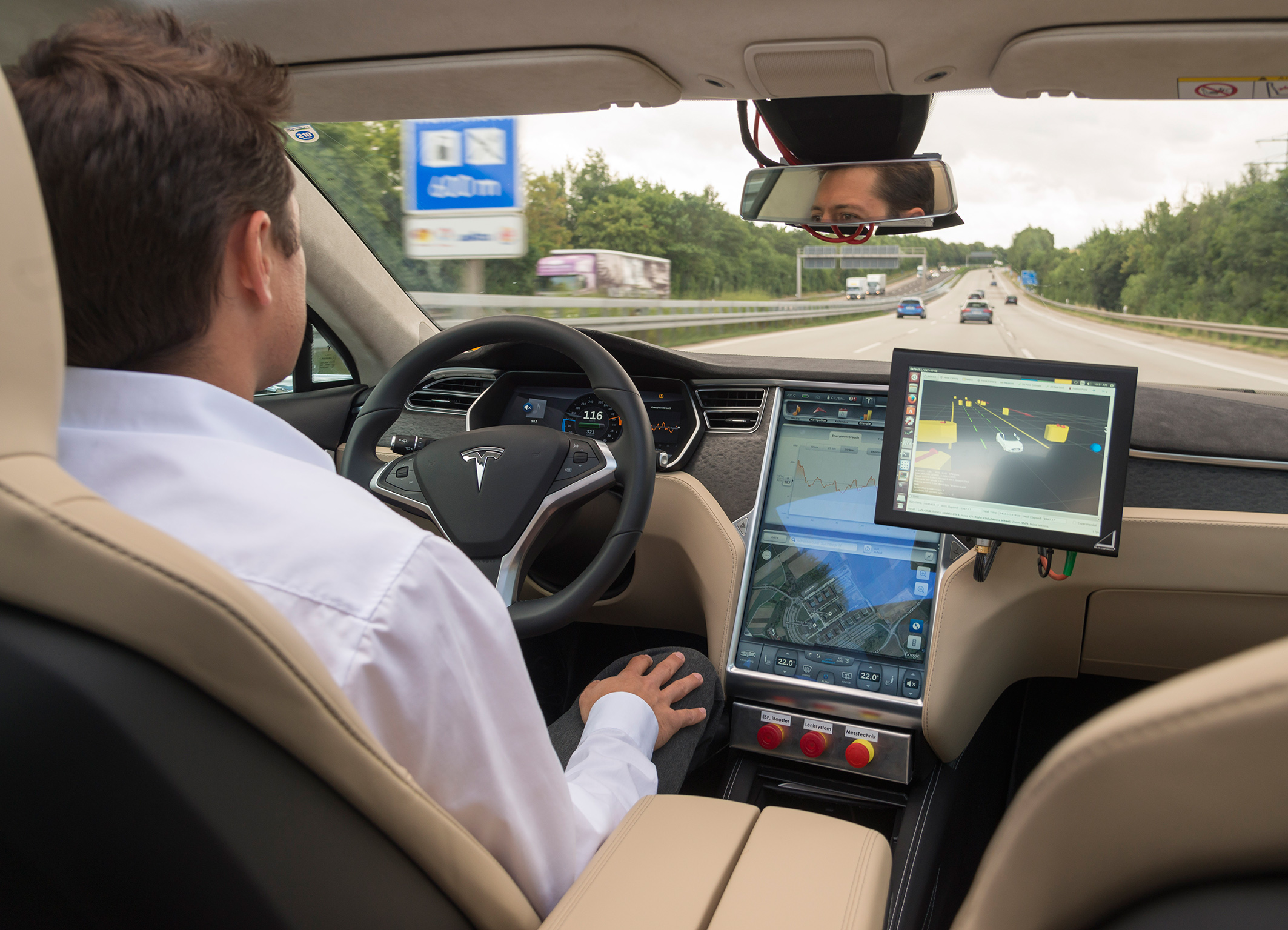 Automated driving at Bosch