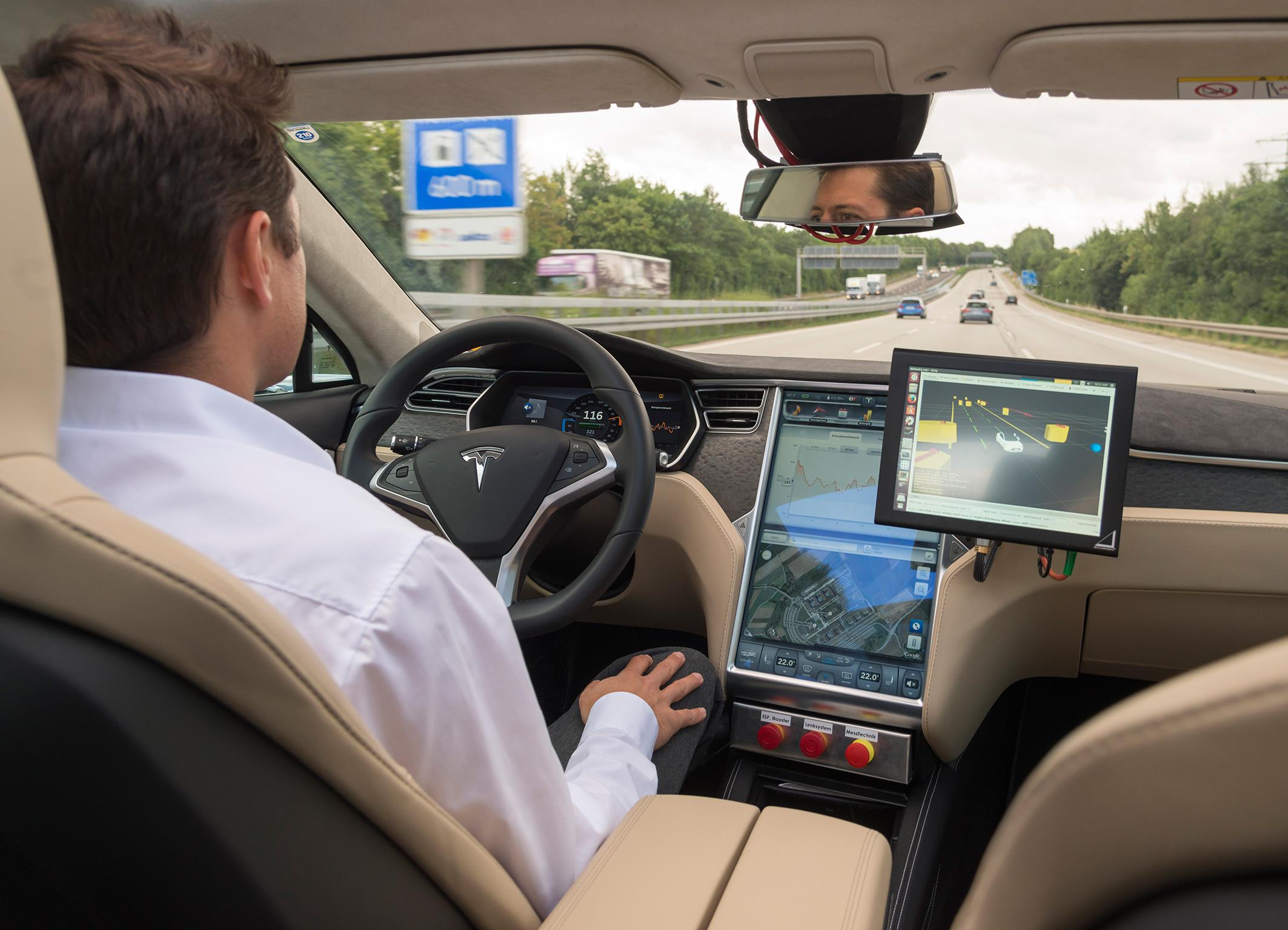 Automatisiertes Fahren bei Bosch