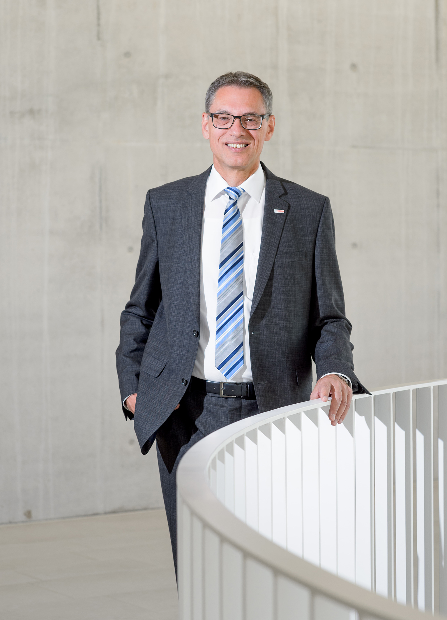Bosch research: Dr. Jürgen Kirschner