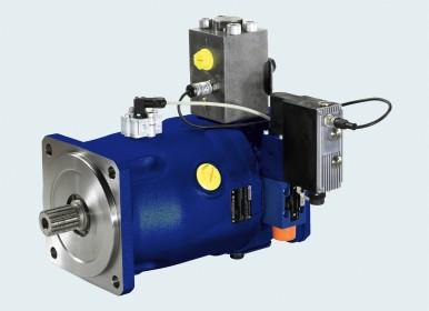 Sytronix DFEn 5000, sistemul Bosch Rexroth de control al presiunii şi al debitului cu turaţie variabilă, reduce consumul de energie al preselor cu până la 80 la sută