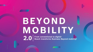 Bosch India strengthens its smart solutions portfolio beyond mobility