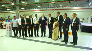 Bosch Limited inaugurates its expanded Bidadi plant
