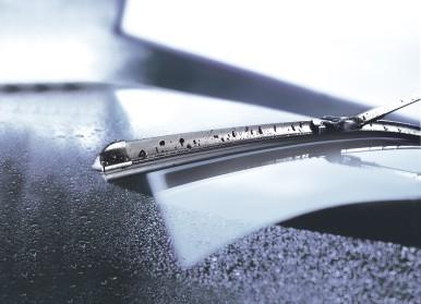 Bosch is the best known wiper brand on the Belgian market