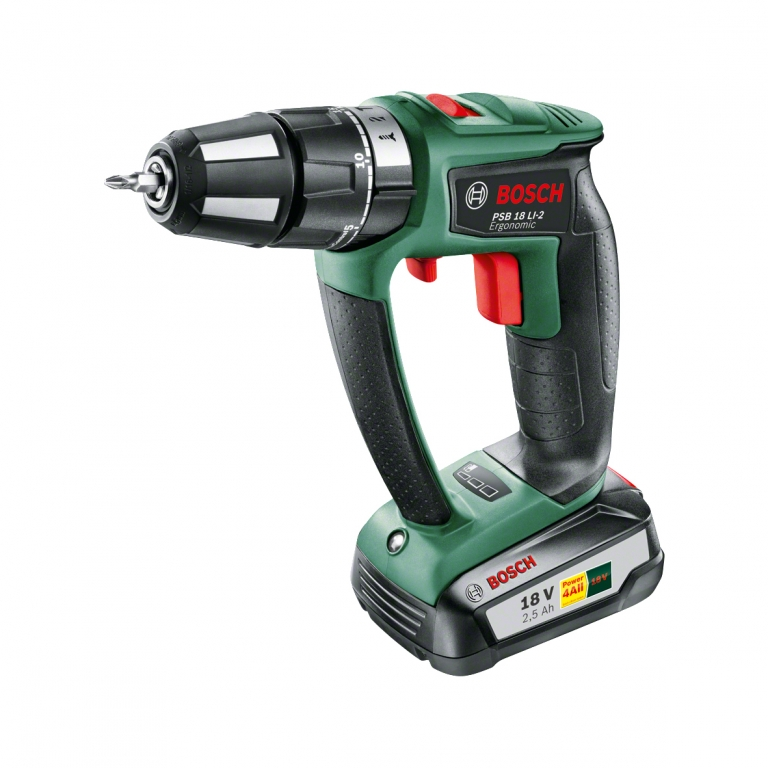 The Bosch Cordless drill/driver has been nominated one of the Best products of the year 2016-2017 in Belgium