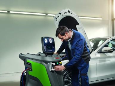 Equip'Auto 2017 - Bosch stelt de werkplaats van de toekomst voor
