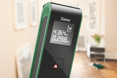 A new look for the Bosch Zamo