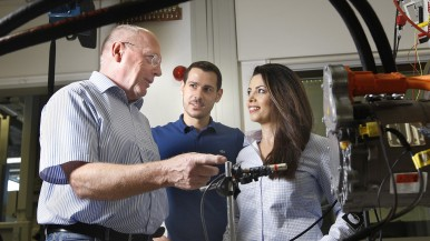Senior experts: working for Bosch worldwide