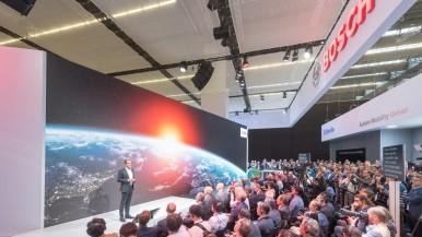 Bosch erhält Auszeichnung für integrierte Kommunikation