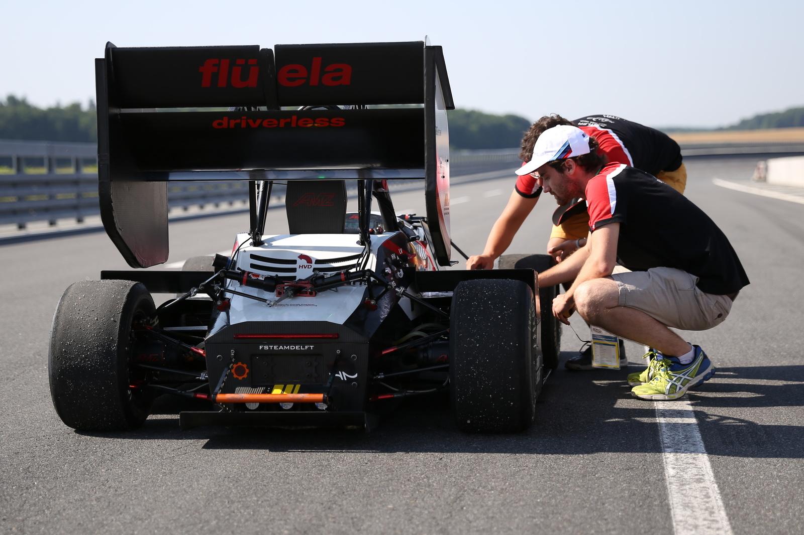 Bosch Formula Student