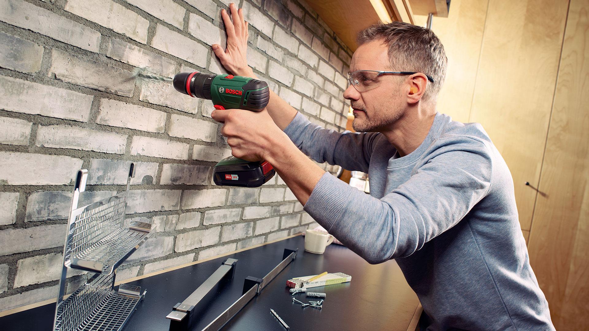 neues akku schlagbohrschrauber system f r heimwerker bosch media service. Black Bedroom Furniture Sets. Home Design Ideas