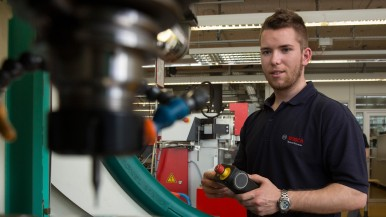 Apprenticeship initiative in southern Europe