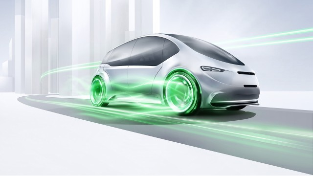 Bosch powertrain key visual
