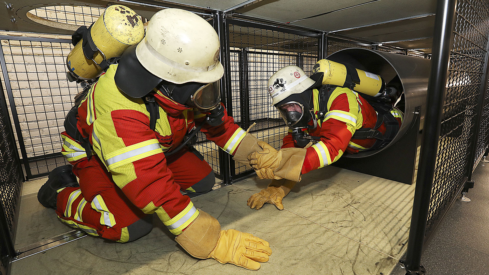 Bosch plant fire service