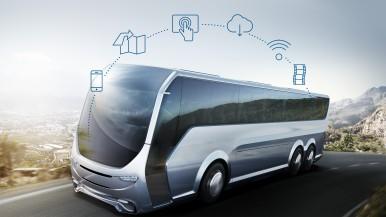 Mit Bosch HD-Fernsehen auch auf Reisen genießen
