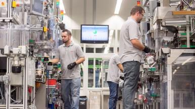 Bosch bringt das Internet der Dinge (IoT) voran