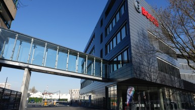 Bridge to the future: Bosch headquarters in Paris now an innovation campus