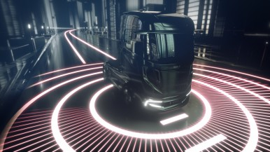 """Bosch """"VisionX"""" truck study reveals what trucks will look like in 2026"""