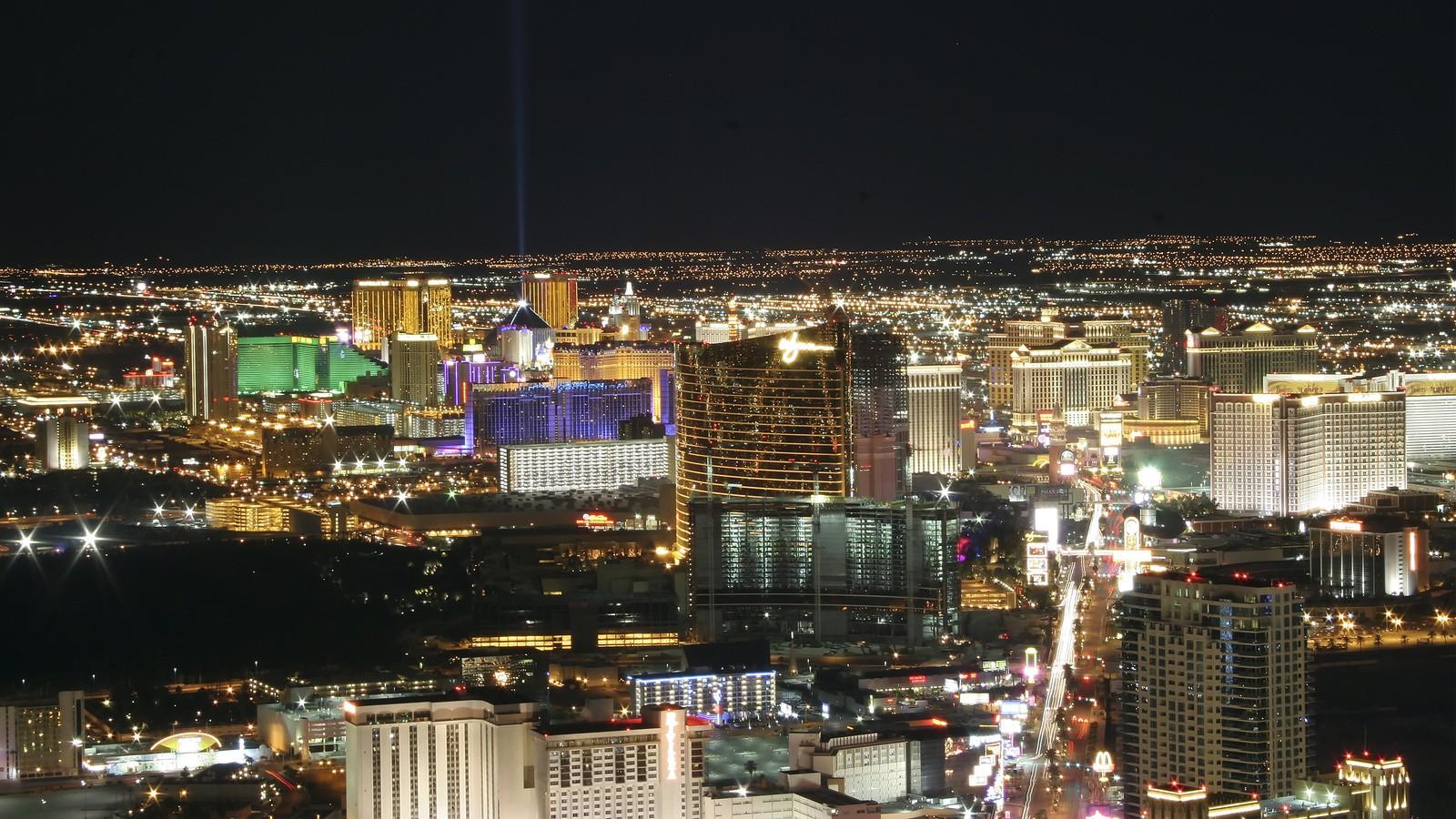 Suche nach Freunden in Las Vegas