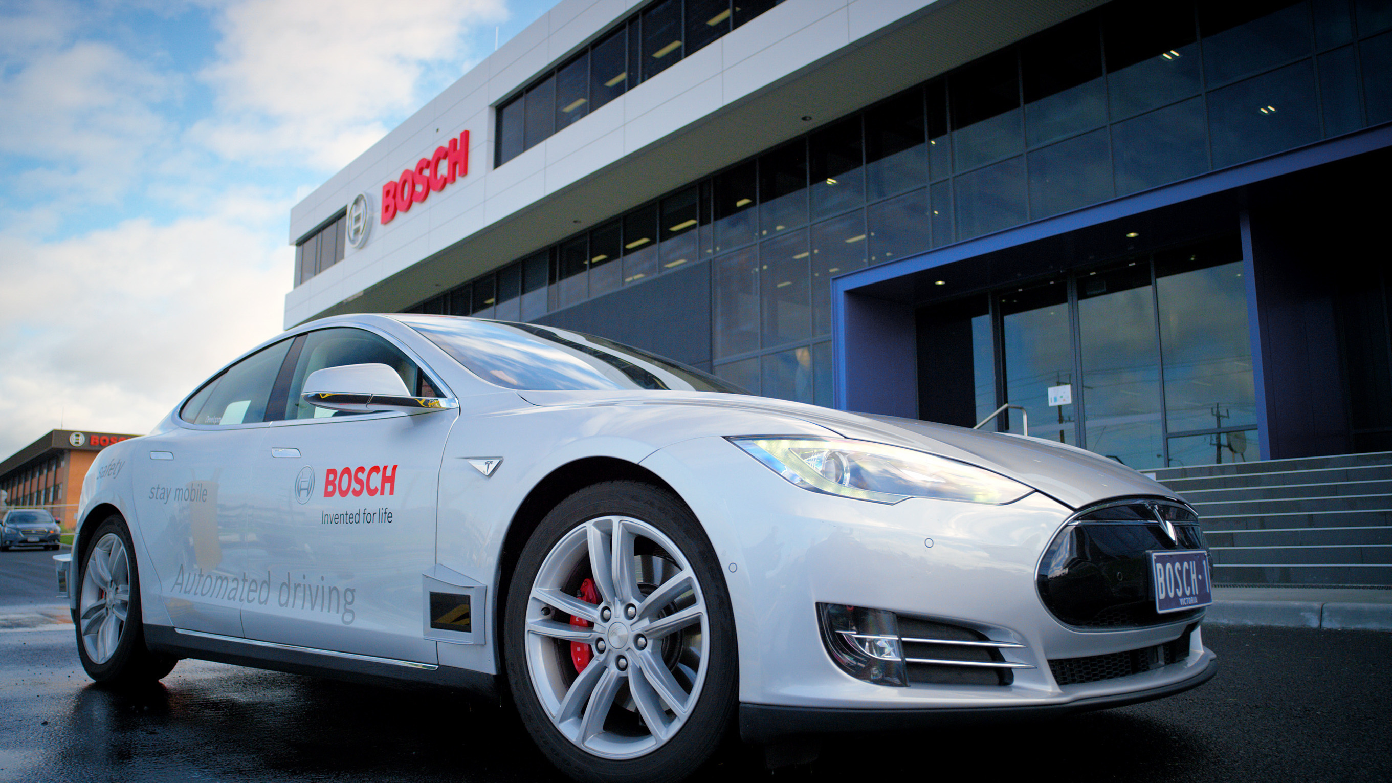 With automated driving, focus is on the driver - Bosch Media Service