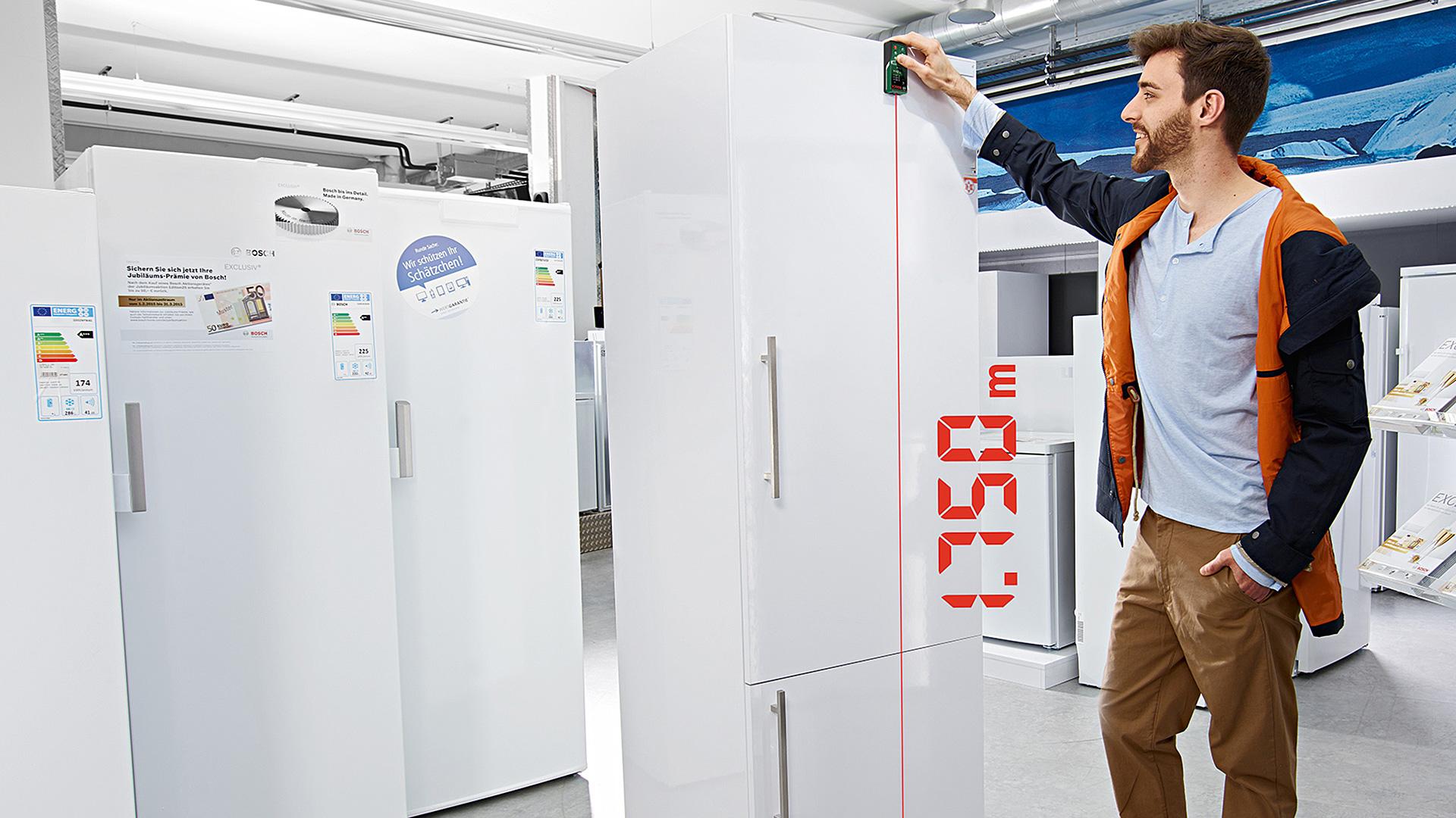 Bosch Entfernungsmesser Plr 25 : Laser entfernungsmesser plr 25 von bosch media service