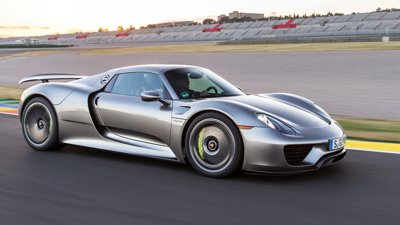 An Electrifying Combination Hybrid Technology From Porsche And