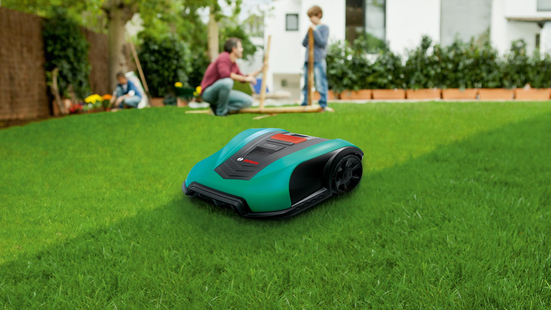 Bosch indego service