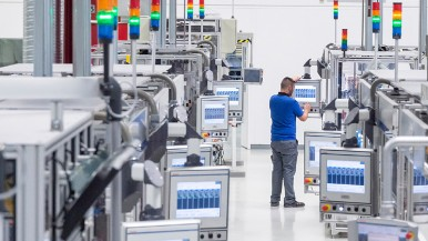 Intelligent sensor systems for Industry 4.0