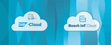 Bosch und SAP vereinbaren Kooperation für Industrie 4.0 und IoT