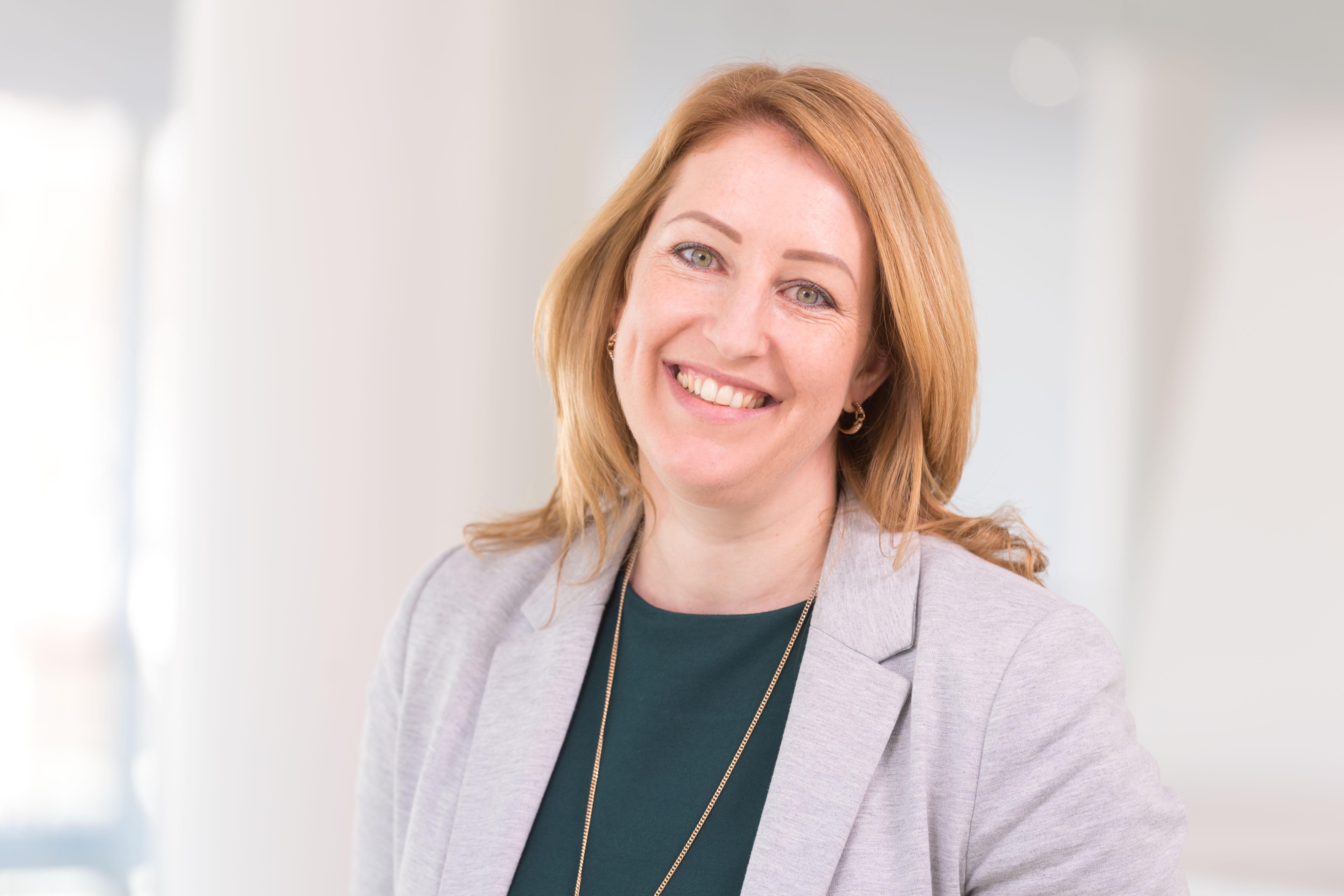 Katharina Krentz, expert on digital collaboration