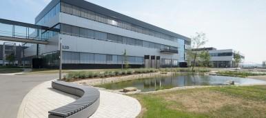 Neues Zentrum für Forschung und Vorausentwicklung in Renningen