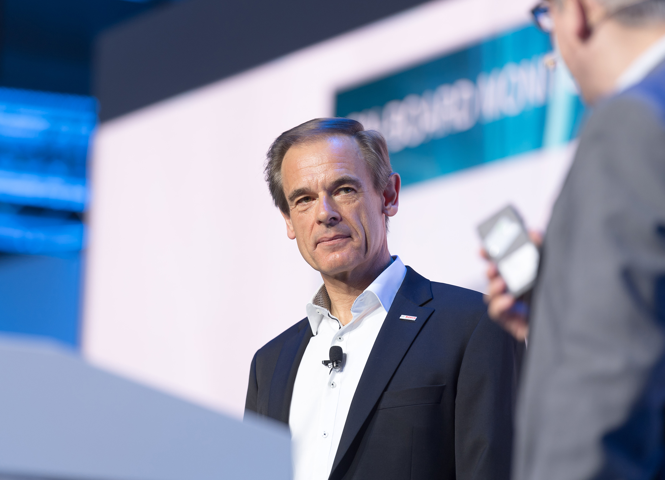 Taking the IoT to the next level: Bosch CEO Dr. Volkmar Denner, Keynote Taking the IoT to the next level, Bosch ConnectedWorld 2017