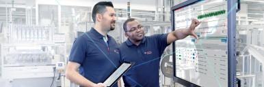Bosch zur Industrie 4.0