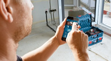 Bosch Power Tools relies on connectivity