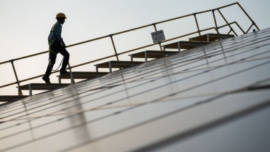 Climate action – Bosch Nashik solar energy