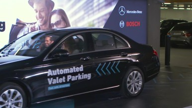 TV Footage - Automated Valet Parking